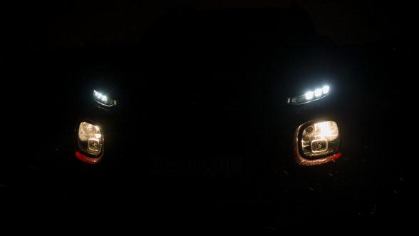 Citroen C3 Aircross 2019 - światła przód