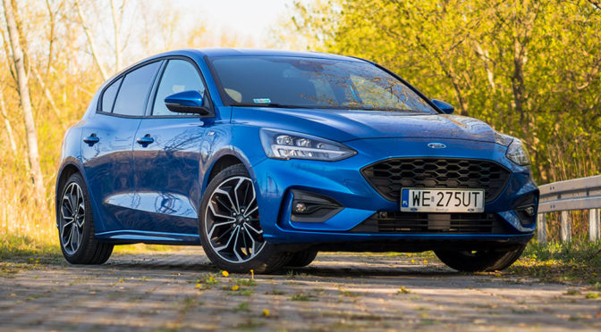 Ford Focus 1.5 EcoBoost 150 KM ST-Line - TEST (2019)