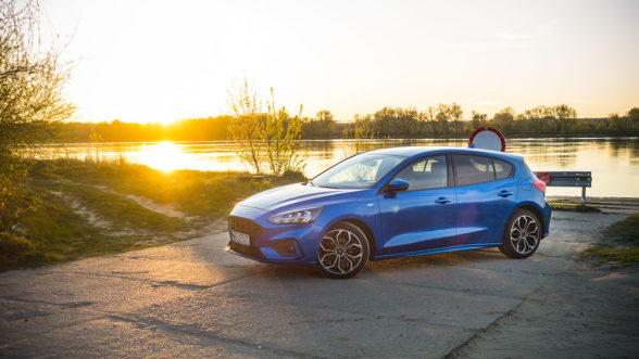 Ford Focus ST-Line - Wisla