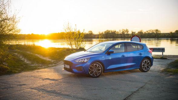 Ford Focus ST-Line - Wisla