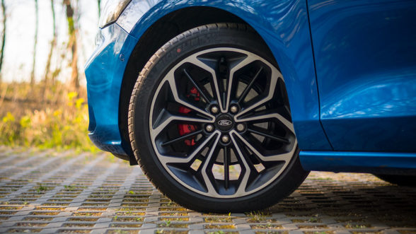 Ford Focus ST-Line - felgi