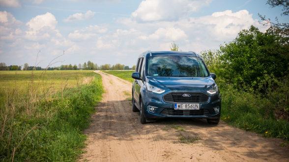 Ford Tourneo Connect - granica