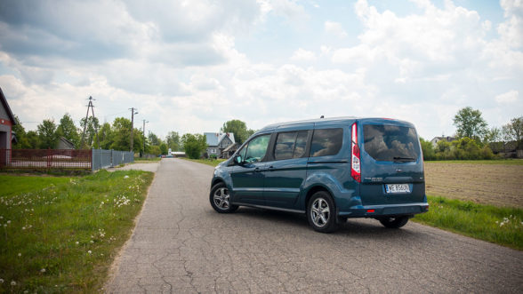 Ford Tourneo Connect - test