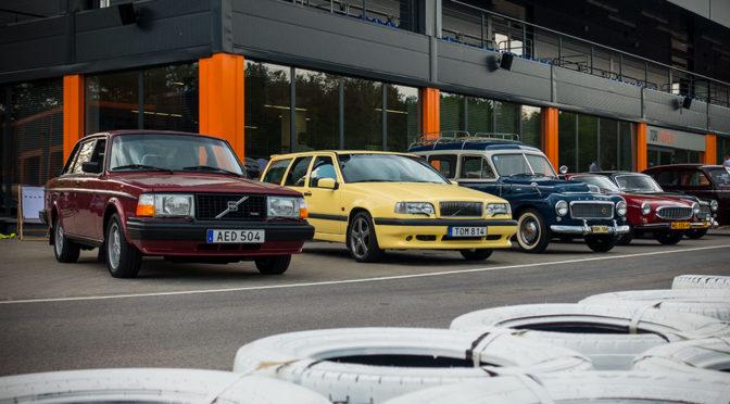 Prawdziwie unikalne klasyki Volvo w Polsce – krótka relacja z jazd