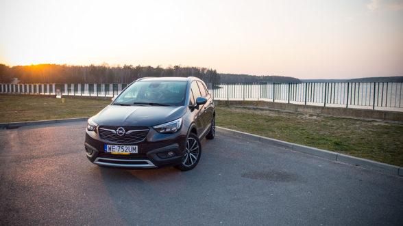 Opel Crossland X 2019 - Chańcza