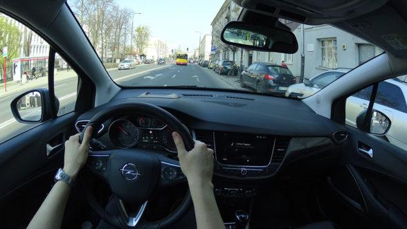 Opel Crossland X 2019 - Warszawa 02