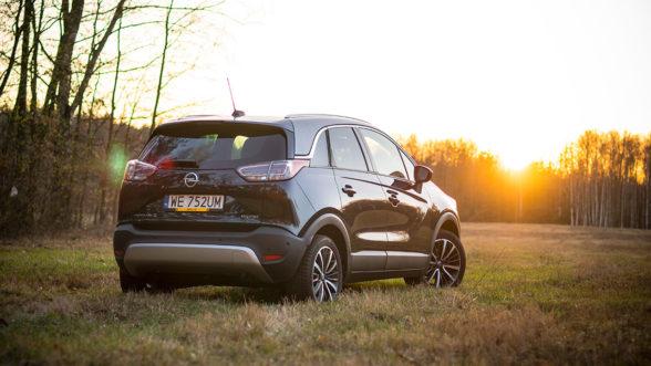 Opel Crossland X 2019 - galeria - 02