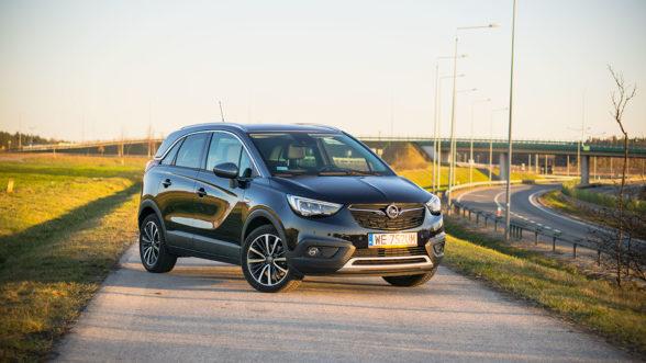 Opel Crossland X 2019 - galeria - 03