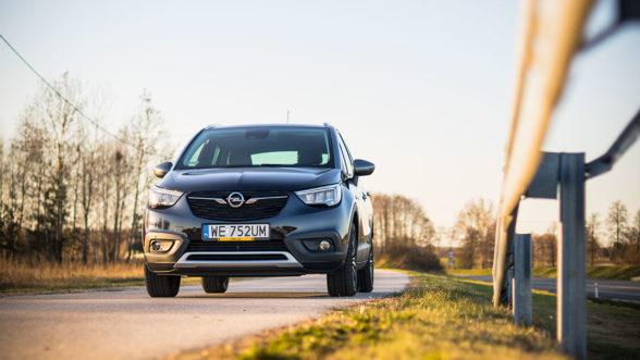 Opel Crossland X 2019 - opinie