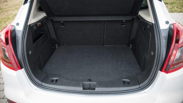 Opel Mokka X 2019 - bagażnik