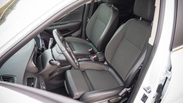 Opel Mokka X 2019 - fotele AGR