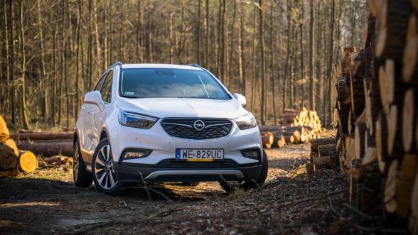 Opel Mokka X 2019 - galeria - 01