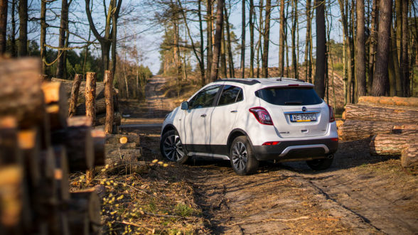 Opel Mokka X 2019 - galeria - 02