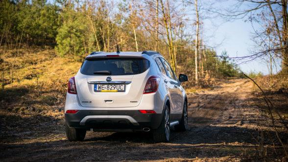Opel Mokka X 2019 - opinie
