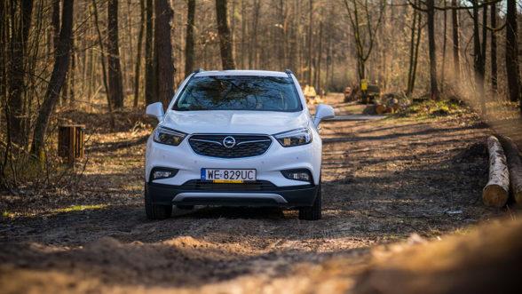 Opel Mokka X 2019 - zdjęcia