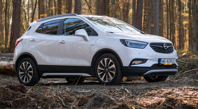 Opel Mokka X 1.4 Turbo 140 KM i powrót z Poznania - TEST