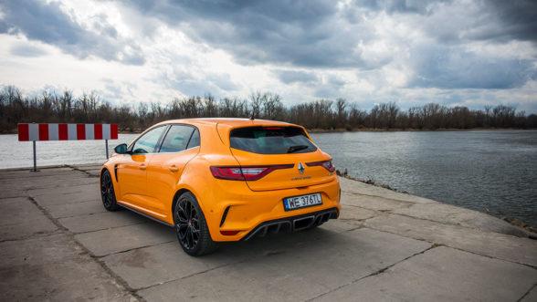Renault Megane RS 2019 - Wisła