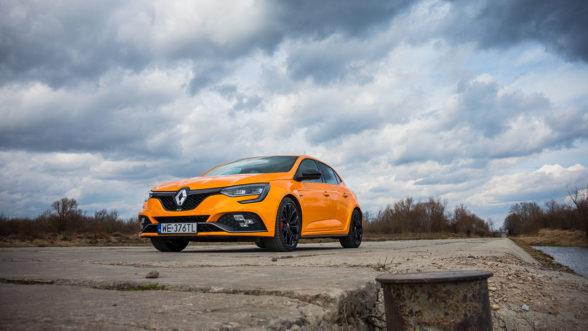 Renault Megane RS 2019 - Wisła 02