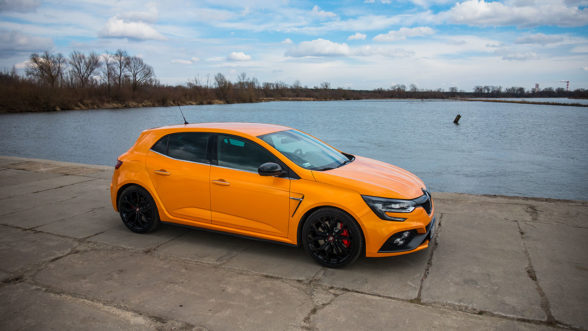 Renault Megane RS 2019 - Wisła 03