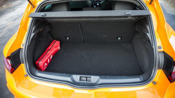 Renault Megane RS 2019 - bagażnik