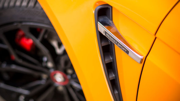 Renault Megane RS 2019 - nadkole