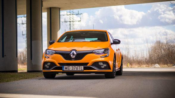 Renault Megane RS 2019 - opinie