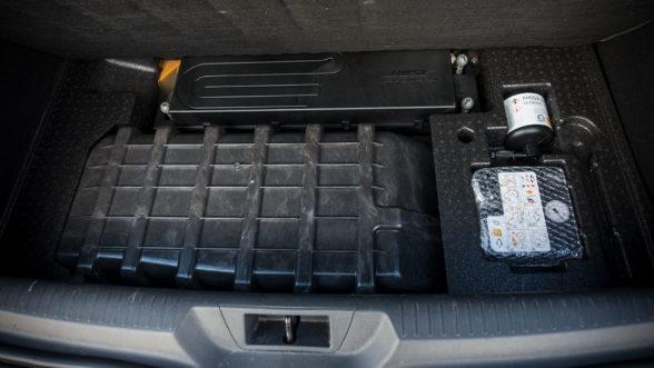 Renault Megane RS 2019 - wydech