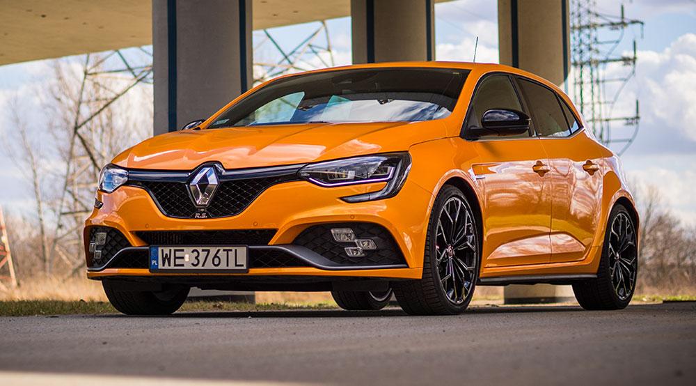 Prawie wjechałem Renault Megane R.S. do Wisły - TEST (2019)