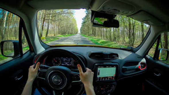 Jeep Renegade Trailhawk - DW784