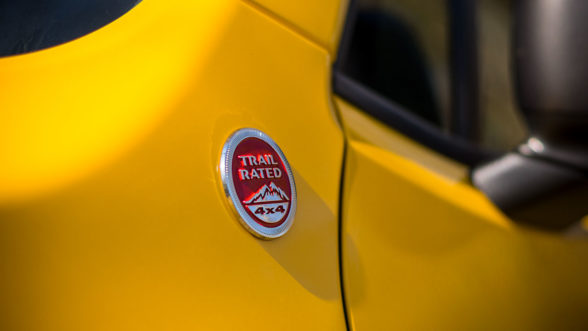 Jeep Renegade Trailhawk - Trail Rated