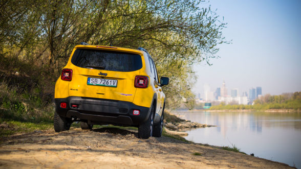 Jeep Renegade Trailhawk - galeria - 01