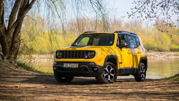 Jeep Renegade Trailhawk - opinie