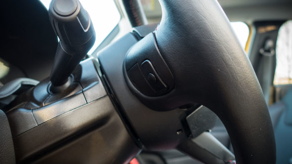 Jeep Renegade Trailhawk - przyciski