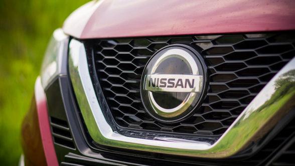 Nissan Qashqai - logo