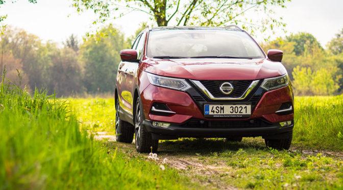 Nissan Qashqai 1.3 DIG-T 140 KM Tekna. SUV z nowym sercem – TEST