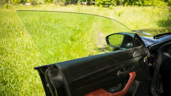 Peugeot 508 - bezramkowy