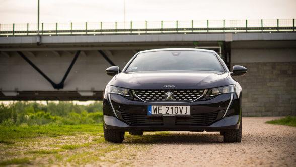 Peugeot 508 - opinie