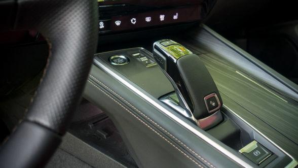 Peugeot 508 - skrzynia