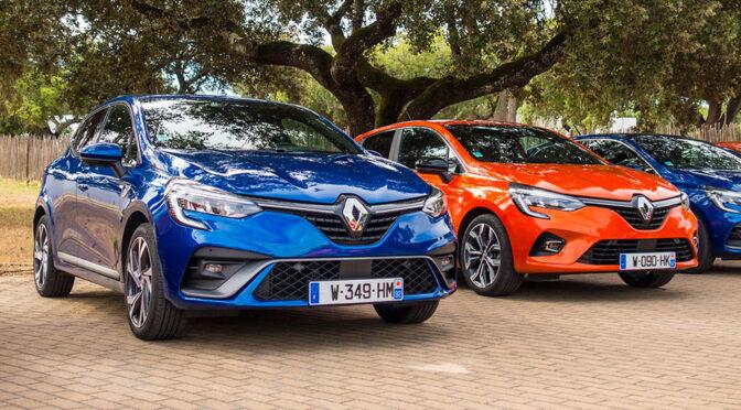 Nowe Renault Clio 5 generacji - wrażenia z pierwszego kontaktu