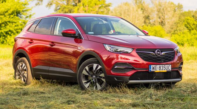 Opel Grandland X 1.5 Diesel 130 KM Elite (2019) - TEST