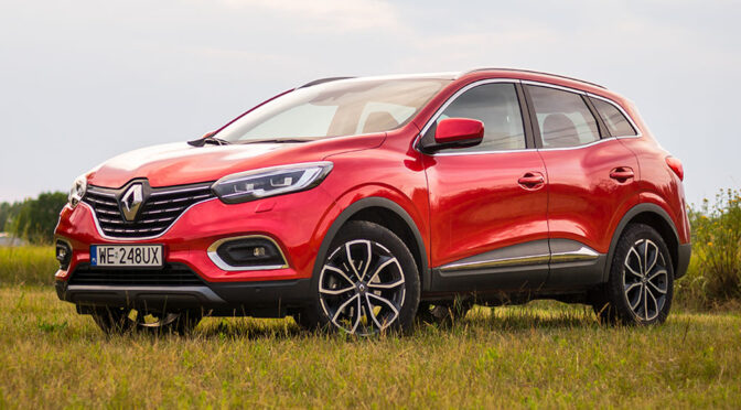 Renault Kadjar 1.3 TCe 140 KM EDC Intens – TEST