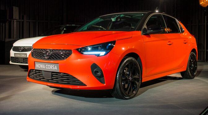 Nowy Opel Corsa F (2020) – garść informacji przed premierą