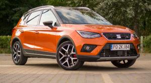 Seat Arona 1.5 TSI 150 KM FR – TEST