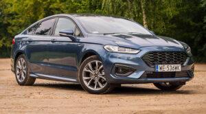 Ford Mondeo Mk5 2.0 EcoBlue 190 KM ST-Line X – TEST