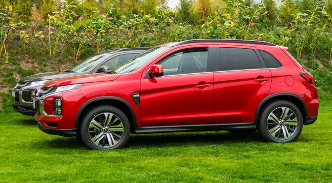 Odświeżone Mitsubishi ASX i L200 już w Polsce – ceny, informacje
