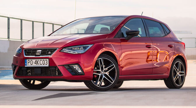 Seat Ibiza 1.0 TSI 115 KM DSG FR – TEST