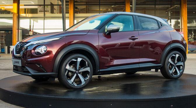 Nissan Juke 1.0 DIG-T 117 KM N-Design / Tekna (2020) - TEST