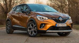 Renault Captur 1.3 TCe 155 KM EDC (2020) – TEST