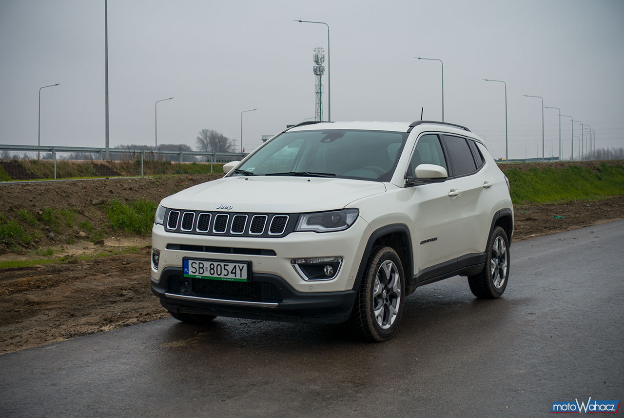 Jeep Compass 1.4 TMair 170 KM 4x4 Limited (2021) - TEST